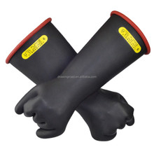 Class 3 gloves work with 16 inch