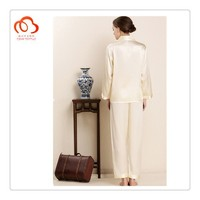 Summer Sexy Ladies design Embroidery pajamas four color in stock