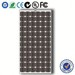 Good quality Monocrystalline 50w to 250w suntech solar panel