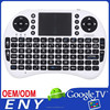2.4GHz Wireless USB Keyboard Touchpad Combo Controller I8