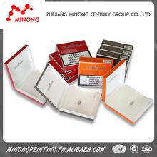 High quality blank cigarette packs