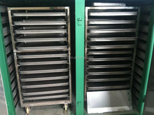 Engineers available to service machinery oversea After-sales Service Provided FRUITS & VEGETABLE DRIER