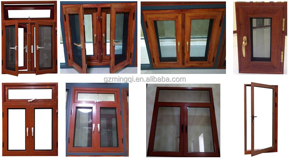 Aluminum Window Protection : Aluminum casement window screen security view