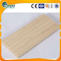 Sauna room wood boards, sauna wall, floor and chair sauna wood Abachi wood