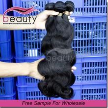 Top Sale 8A brazilian body wave cheap human hair extension
