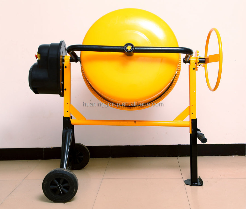 Reliable driving mini concrete mixer for sale buy mini for Cement mixer motor for sale