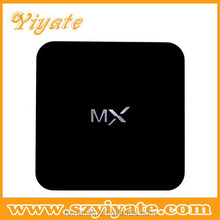 amlogic 8726 mx tv box a9 dual core android smart tv box paypal & escrow payment accept best android tv set top box