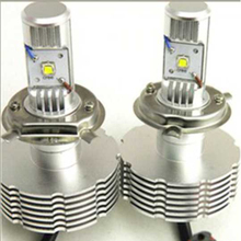 New Best Selling 2pcs LED Head Light H4 With Long Life Span