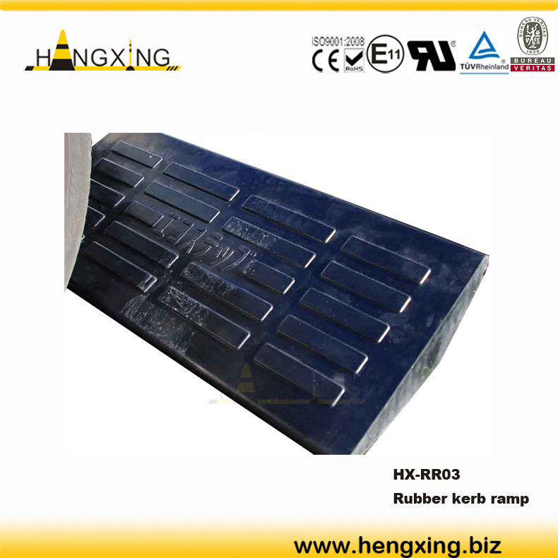 RR03 safety rubber ramp