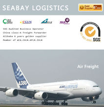 cheap air freight from china
