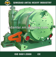 Q3110BI rolling drum type shot blasting machine