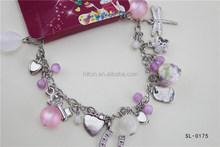 The latest women to design personalized fresh beautiful friendship bracelet