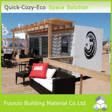 Good insulated High Quality Container Kiosk Prices
