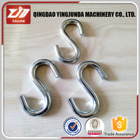 stainless steel s shaped hanger hook wholesale