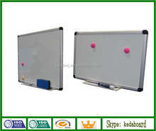 Customized Aluminium Frame Magnetic White Board