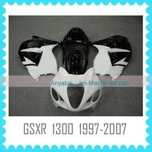 Aftermarket motorcycle Fairing for SUZUKI GSXR 1300 1999 2000 2001 2002 2003 2004 2005 2006 2007