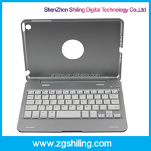 7.9inch bluetooth backlit keyboard for ipad mini,for ipad mini keyboard case,keyboard and mouse for ipad