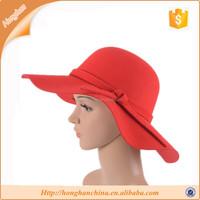 High quality ladies dress hats wholesale hat