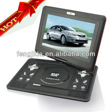 2015 new design cheap dvd player hot selling support RMVB dvd player with FM/TV/USB