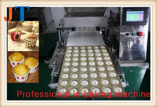 JT-400- T high quality small cake baking manufacturing machine in Alibaba China