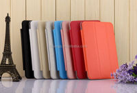 Cell phone accessory 7 Inch Tablet Pu Leather Folio flip case cover for huawei mediapad 7 youth factory price