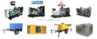 High quality! Global Warranty! 100kva construction site diesel generators prices