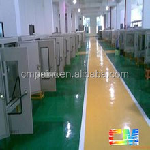 Car Parking Epoxy Floor Paint Anti Slip Non-Solvent Epoxy Floor Paint Made in China
