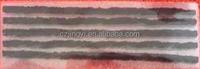 100mm *6mm car auto flat tire repair tool kit with plugs tubeless repair tool