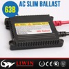 promotional 12V Slim AC ballast kits new high quality hid xenon ballast kits for cars 35W/55W HID xenon kits