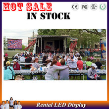 ali express 2 years warranty China high quality wall l Ultra Light & Thin outdoor for advertising rental P6.94mm led display