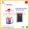 Solarbright manufactured emergency led rechargeable portable solar lantern for africa
