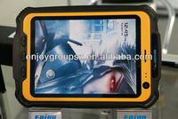 Fashion and Big battery lotus tablets T1 waterproof IP67 NFC and RFID