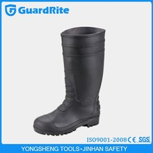 GuardRite custom wellington boots with steel toe and plate