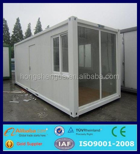 Prefab Shipping Container Home Kits Solar Power Container