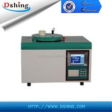 DSHY-1A + oxygen bomb calorimetry high accuracy