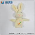 Mano de la felpa / del dedo títeres, personalizado juguetes, CE / ASTM seguridad stardard