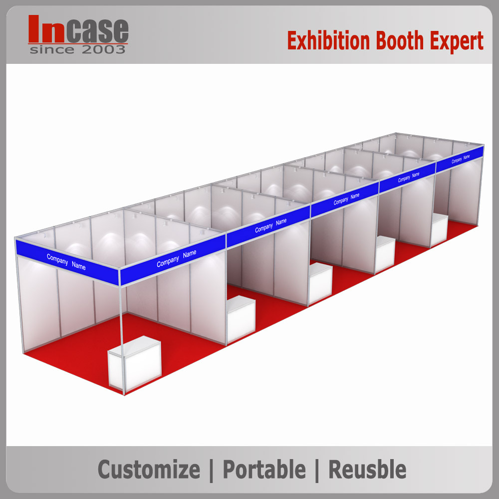 Exhibition Shell Quotes : Aluminum frame shell scheme exhibition stands booth buy