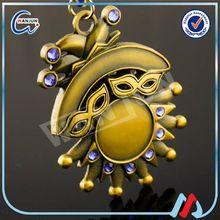 Promotional enamel medal restoration