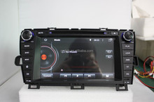 4.4.4 android car dvd radio for TOYOTA PRIUS right driving 1024*600 quad core 1G+16G optional WS-9233