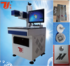 Taiwan Taiyi brand best quality aluminium/pcb qr code desktop fiber laser engraving machine metal color price looking for agent