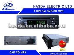 1 din Indash Car Audio CD Radio 12v Mp3 player H-1668