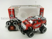 NEW 4CH RC RED CAR