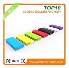 Best quality patent item 10400mah large capacity power bank for iphone 6