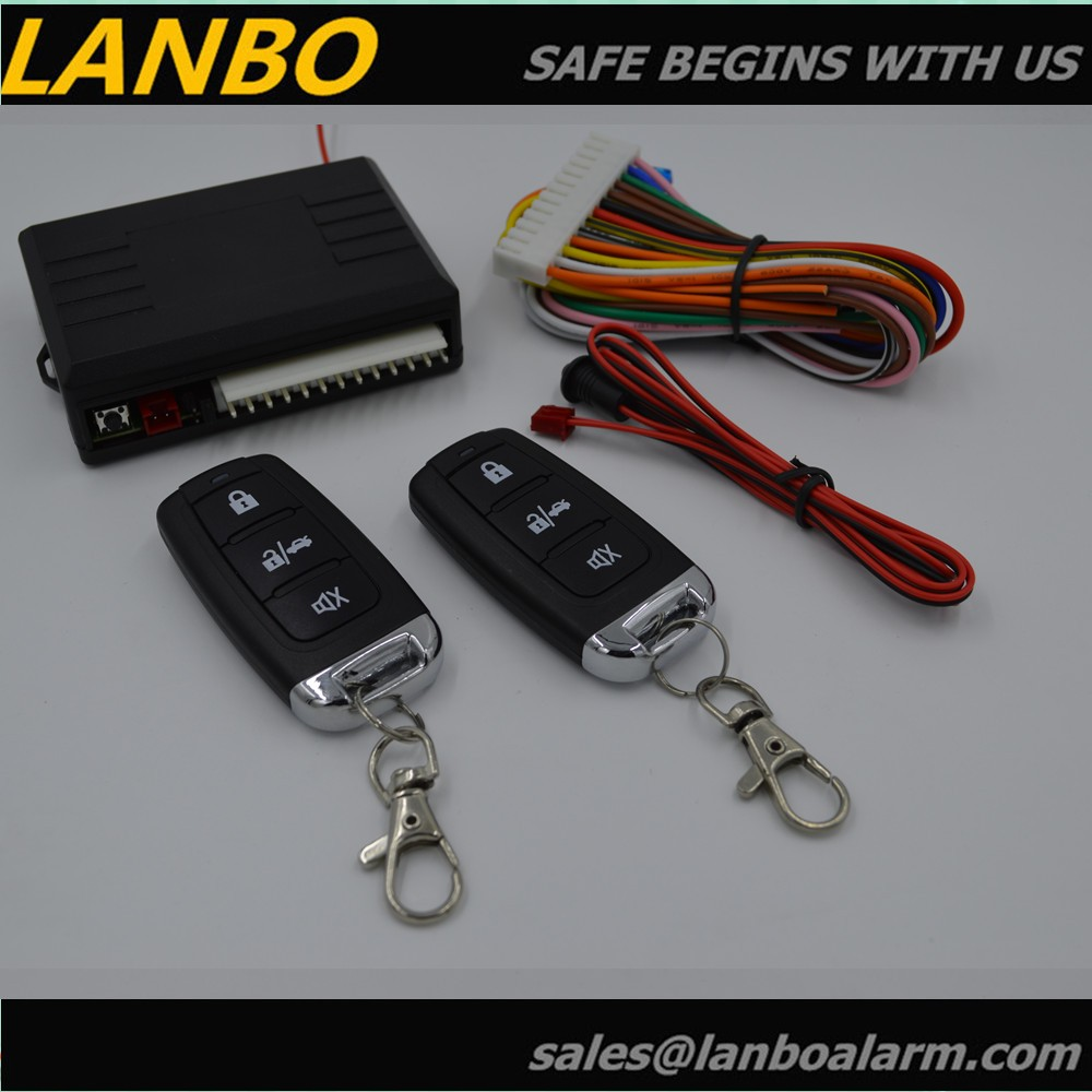 Lb 405 China Factory Cheap Price Car Keyless Entry System With Easy Power Inverter Wiring Diagram