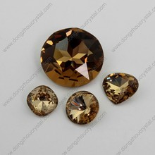 2015 Fashion crystal fancy stone beads for clothing accessory