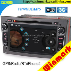 7inch Car Radio For Opel Zafira Touch Screen Car Dvd Player with Can-BUS DJ7060