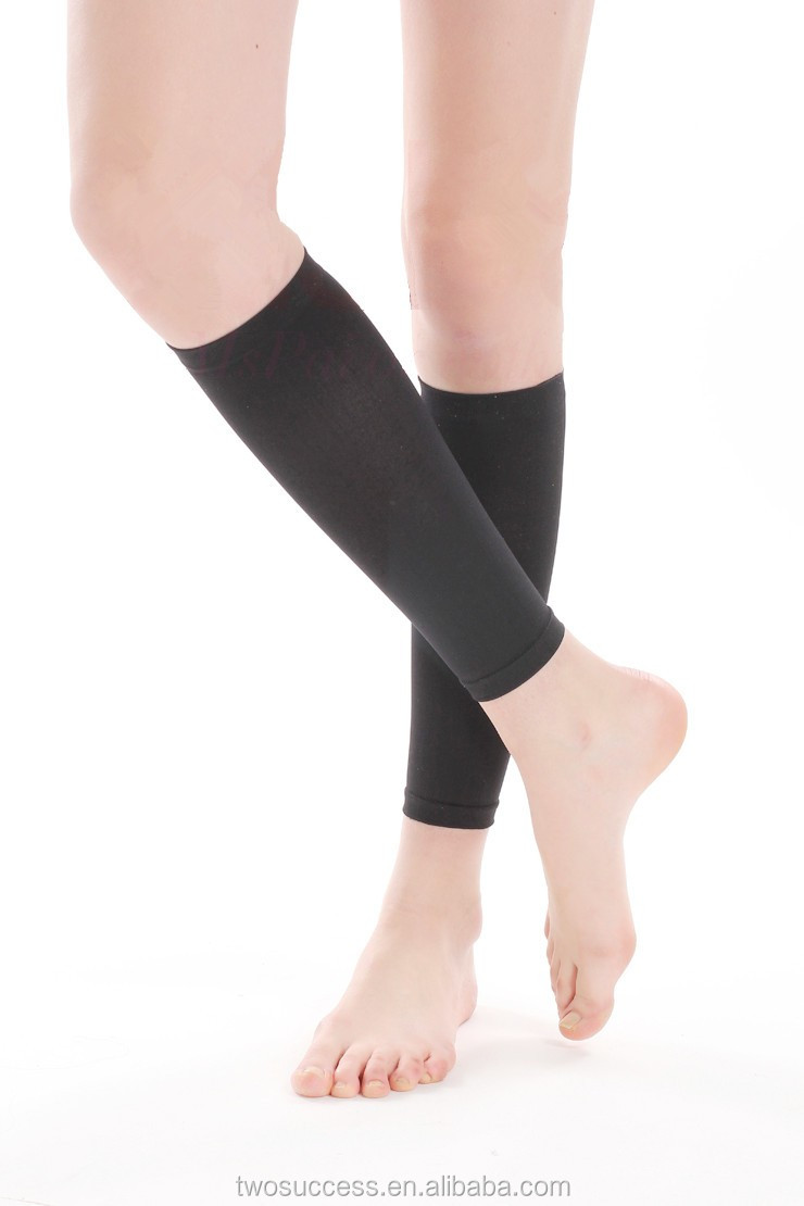 China Manufacturer Calf Compression Leg Sleeves For Sporty