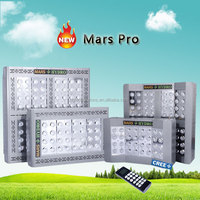 MarsHydro New Arrival Mars Pro Cree (Epistar) LED Grow Light ETL Listed Mars II 400~1600W For Grow Project Stock in USA,UK,CA,EU