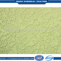Factory price exterior wall paint color chart