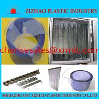 Alibaba ZIZHAO flexible pvc strip curtain &kitchen curtain
